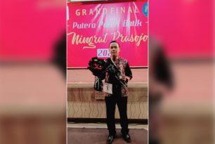Mahasiswa Unikama Raih Juara 1 Best Catwalk Putera Puteri Batik Ningrat Prasojo Jatim 2022